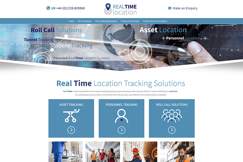 Real Time Location for Personnel and Asset Tracking