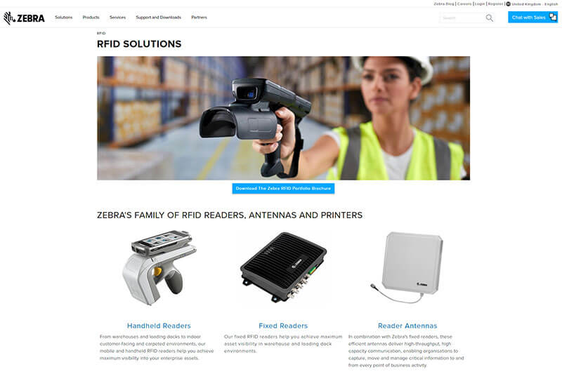 RFID - Definition & Top RFID Solutions for Personnel and